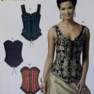 Butterick B  5662 Pattern, Making History Misses' Corsets, Sz 6 to 14, UNCUT
