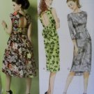 Misses Dress Butterick B 5919 Pattern, Plus Size 14 To 22, Uncut