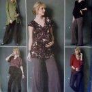 Easy Butterick B 5964 Pattern, Misses' Maternity Pants, Sz 14 to 22, UNCUT