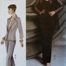 Misses' Jacket, Camisole, Skirt & Pants Vogue 7520 Patterns, Sizes 12, 14, 16, UNCUT