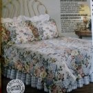 McCalls Home Decorating 6419 Pattern, Bedroom Essentials, UNCUT