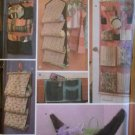 Simplicity 4529 Simply Teen Storage Organizers Pattern, Uncut