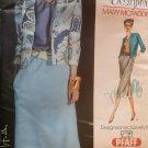 Vintage Vogue 1027 Mary McFadden Separates Pattern, Sizes 6-14  Uncut