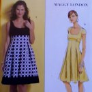 Butterick B 5317 Maggy London Design Misses' Dress Pattern, Plus Sz 16 18 20 22, Uncut