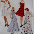 McCalls 8253 Misses Dress in 2 lengths Pattern, Sz 10, 12, 14, Uncut