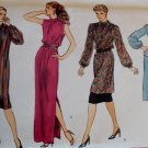 Vintage Vogue 8076  Misses Dress, Tunic, Top & Skirt Pattern, Size 8, Uncut