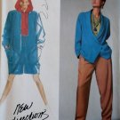 Simplicity 7108 Misses' Pants or Shorts, Top & Jacket  Pattern, Plus Sizes 10, 12, 14, 16, 18 UNCUT