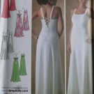 Simplicity 4143 Misses' Evening gown Pattern, Plus Size 12 to 20, Uncut