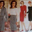 Misses Jacket & DressButterick 4233 Pattern, Size 6 8 10, Uncut