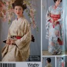 Misses Misses Geisha Costume Simplicity 4080 Pattern, Plus Size 14 To 20, Uncut