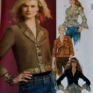 McCalls M 5176  Misses' Lined Jackets Pattern, Size 4 6 8 10 UNCUT