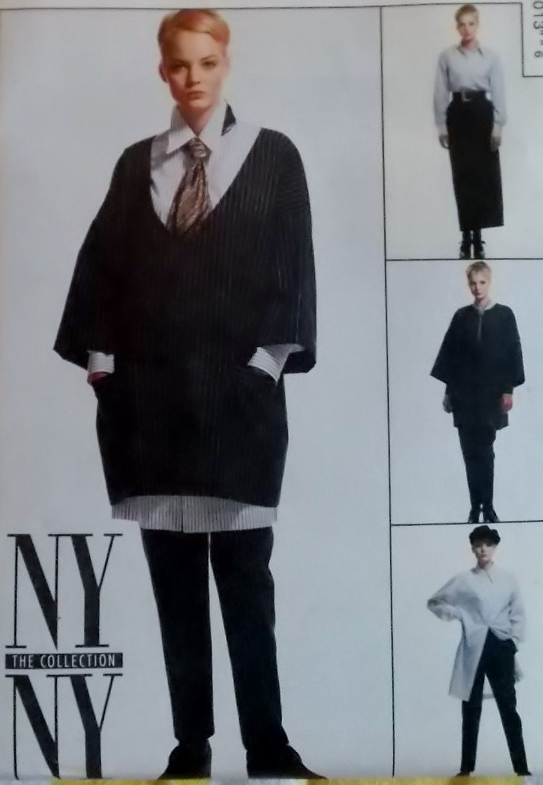 McCalls 7301 Misses Tunic Shirt Skirt & Pants Pattern, Sz 10, 12, 14, Uncut