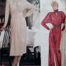 John Anthony Design Misses' Dress Vogue 1478 Pattern, Size 12 UNCUT