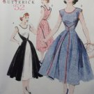 Easy Retro Butterick B 4790 Patterns  Misses' Wrap Dress, Sizes 8, 10, 12, 14, UNCUT