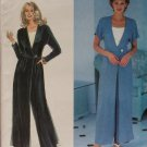 Maren Dress Design, Misses' Jumpsuit Simplicity 9660 Pattern, Size 6 8 10, Uncut