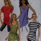 Easy Butterick B 5035 Misses' Tunic & Sash Pattern,  Size 4/6 8/10 12/14, Uncut