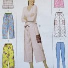 Very Easy Butterick B 5502 Misses' Shorts, Pants, Leggings Pattern,  Size 4/6 8/10 12/14, Uncut