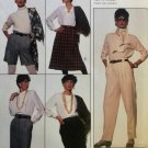 Easy Misses' Skirts, Pants and Shorts McCalls 3873 Pattern, Sz 8 10 12, Uncut