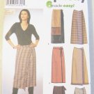 Misses Easy Wrap Skirts Simplicity 9407 Pattern, Size 14 to 20, Uncut