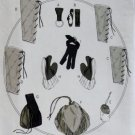 Butterick B5371 Historical Corset, Belt, Pouch + Pattern, Size Sm to Lg, Uncut