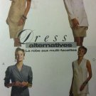 McCalls 7738 Dress or Jacket & Skirt Pattern, Size 12 14 16, Uncut