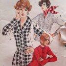 OOP Kwik Sew 504 Pattern, Misses Cardigan, Sz S to xL Uncut