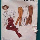 OOP Kwik Sew 407 Pattern, Misses Jeans , Sz 14 to 20 Uncut