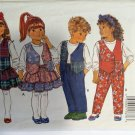 Fast & Easy Butterick 3097 Children's Vest Top & Pants, Size 5 6 6x, Uncut