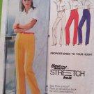 Simplicity 9267 Pattern Misses proportioned Pants, Sz 12 14 16  UNCUT