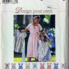 Girls Design your own Dress Simplicity 9521 Pattern, Size 8 to 14, Uncut