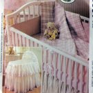 Nursery Accessories - Home Decorating  McCalls 3991 Pattern , Uncut