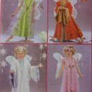 Easy McCalls M5152 Children's/Girls' Fairy Costumes Pattern, Size 2 to 5, Uncut