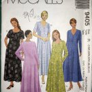 MCcALLS   9405 Pattern, Misses Dress, Size 18, 20, 22, Uncut