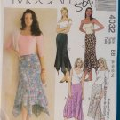 McCalls 4032 Misses  Skirt 2 lengths Pattern, Size 8 10 12 14, Uncut