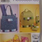 Simplicity 5320 Sewing Pattern 7 Bags,  Accessories Uncut