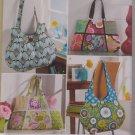 Simplicity 2396 Sewing Pattern Sweet Pea Tote Bags  in 4 styles  Uncut