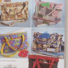 Simplicity 2336 Sewing Pattern Laptop & Totes   Uncut