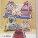 Simplicity 3531 Sewing Pattern  TBags in 3 sizes    Uncut