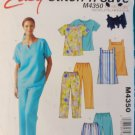 OOP Fast & Easy Butterick B4807 Pattern Misses or Petite Pants & Sash Sz 6 8 10 12 UNCUT