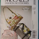 McCall Patterns M6532 Bags,  Accessories Uncut
