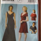 MISSES' SHRUG AND DRESS Butterick B5981 Pattern, Plus Size 14 To 22, Uncut