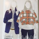 Misses' Built by Wendy Jacket 2 styles , Simplicity 4109 Pattern, Size 4 To 12, Uncut
