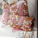 Simplicity 2201  Sewing Pattern Women's Purses and Bags in 4 Looks ,  Uncut