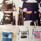 Simplicity 2822 SIMPLICITY ACCESSORIES FOR WHEELCHAIR, WALKER AND LOUNGE CHAIR ,  Uncut