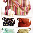Butterick B 4560 Baby'  Diaper Bag in 2 styles Pattern,, UNCUT