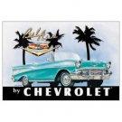 Chevy - Bel Air Chevrolet Tin Sign
