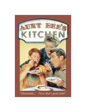 Andy Griffith - Aunt Bee's Kitchen Tin Sign