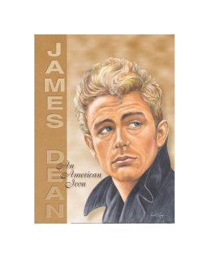 James Dean - An American Icon Tin Sign