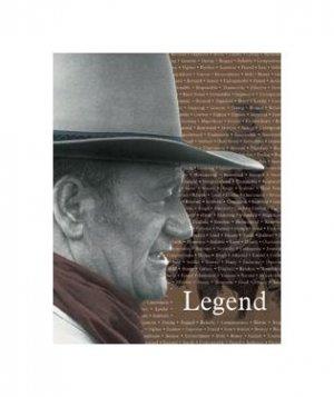 John Wayne - Legend Tin Sign