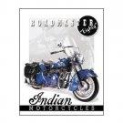 Indian Motorcycles - 1951 Roadmaster Tin Sign